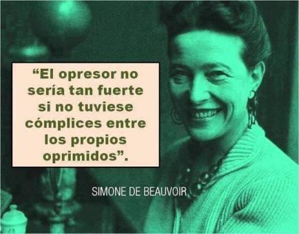 Simone de Bauvoir